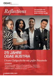 Cover Reflections Clubmagazin